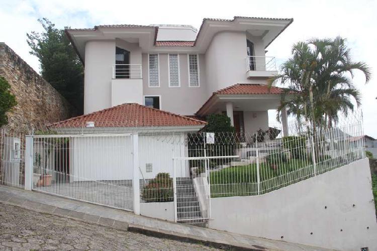 Casa alto padrão, carvoeira - florianópolis