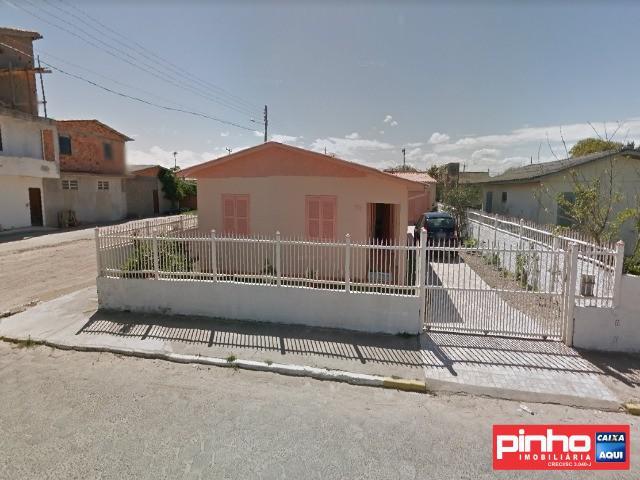 Casa à venda no zona nova - balneário arroio do silva, sc.