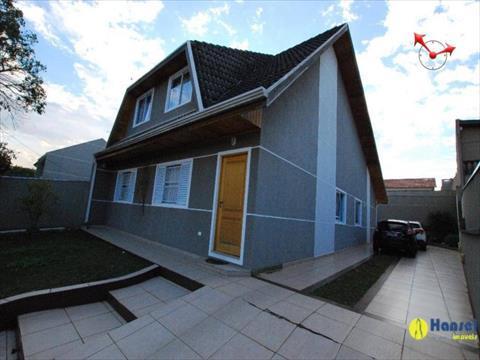 Casas residenciais com 4 quartos no xaxim em curitiba / pr