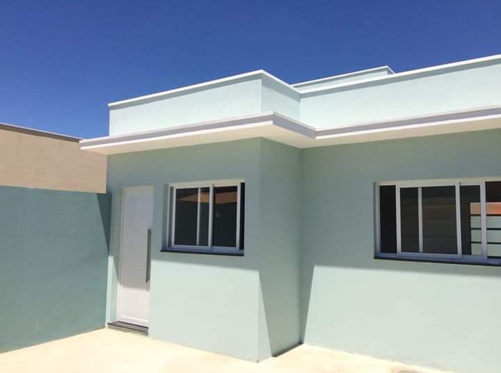 Casas projeto terrenho e construção