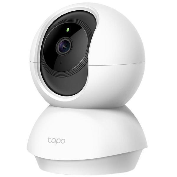 Câmera de segurança interna wifi tp-link tapo c200 1080p
