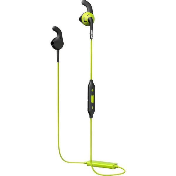 Fones de ouvido philips esportivo actionfit bluetooth com