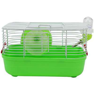 Gaiola american pets pop star para hamster - verde