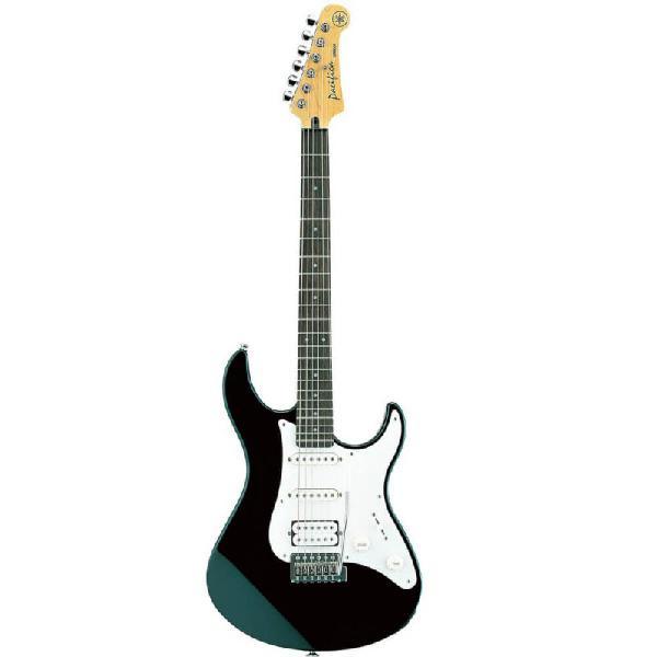Guitarra stratocaster yamaha pacifica112j preta com 22