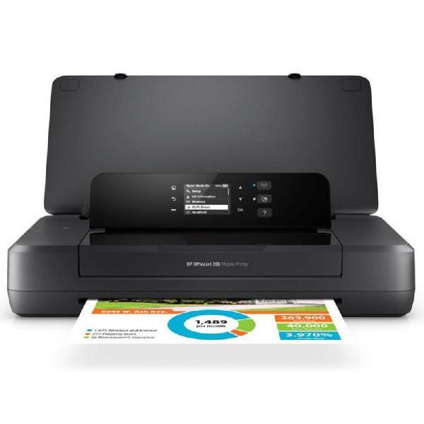 Impressora hp officejet mobile 200-du-cz993a