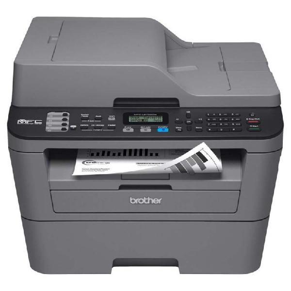 Impressora multifuncional laser brother mfc-l2700dw