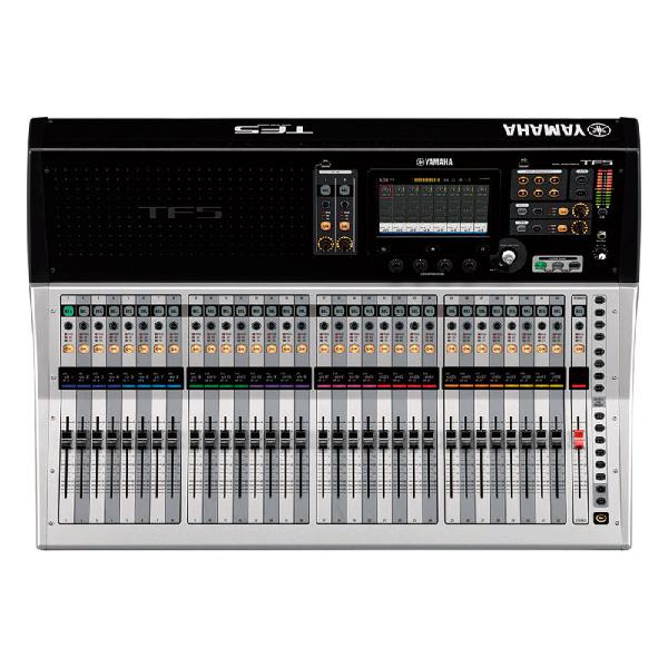Mesa de som digital yamaha tf5 com 48 canais