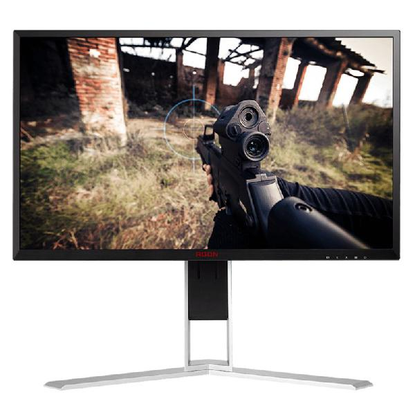 "Monitor gamer aoc agon 27"" ag271qg quad hd 165hz overclock"