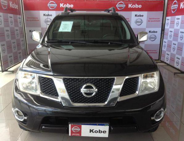 Nissan frontier sl cd 4x4 2.5tb diesel aut diesel