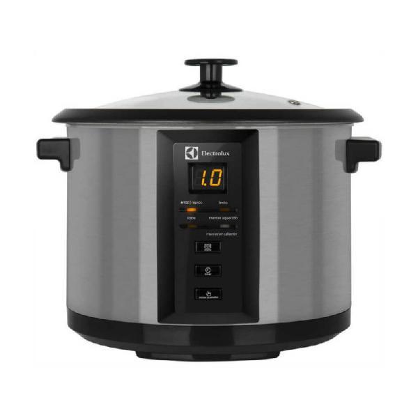 Panela elétrica de arroz electrolux chef ecc20 127v inox