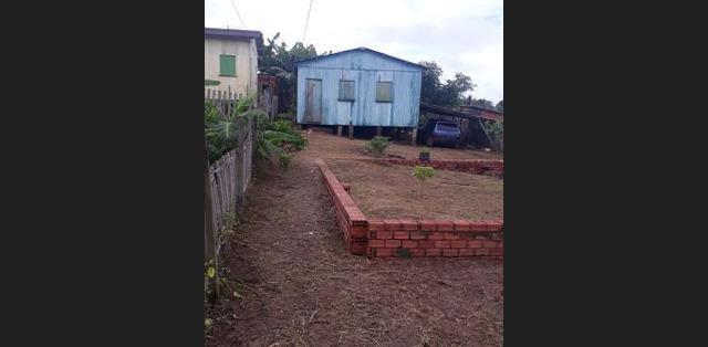 Pra vender logo casa com 2 domitórios - mgf imóveis