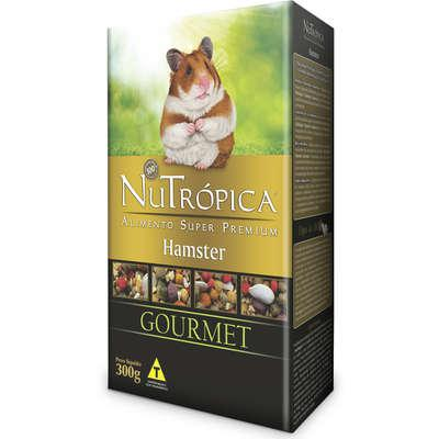Ração nutrópica hamster gourmet