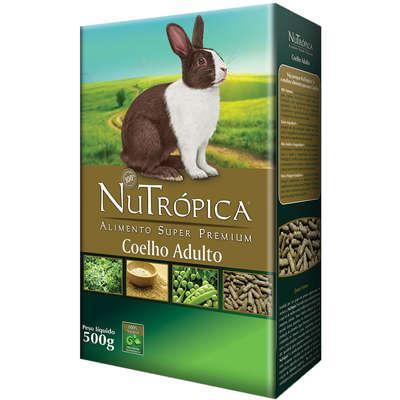 Ração nutrópica coelho adulto