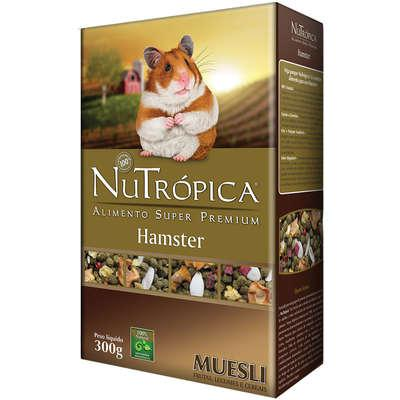 Ração nutrópica muesli para hamster - 300 g