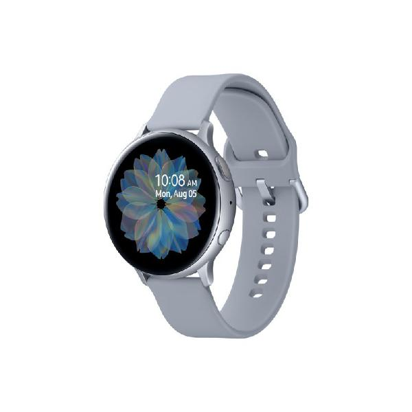 Relógio galaxy watch active2 bt 44mm al prata