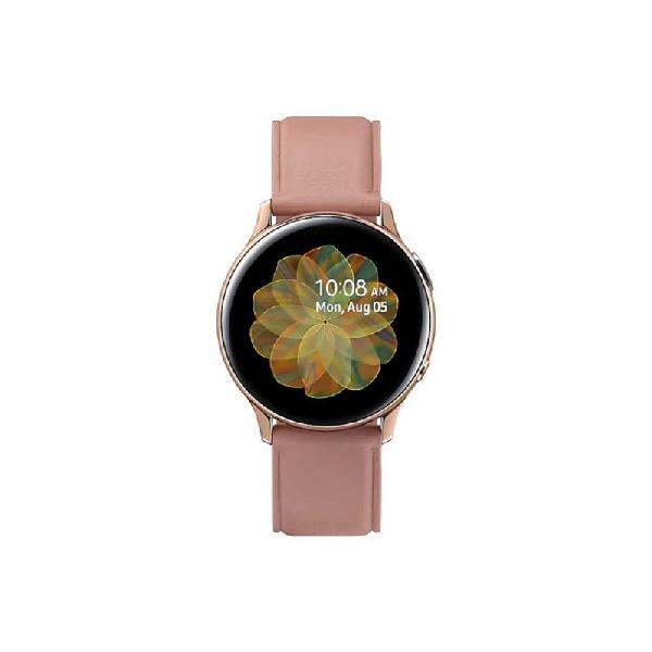 Relógio galaxy watch active2 lte 40mm dourado