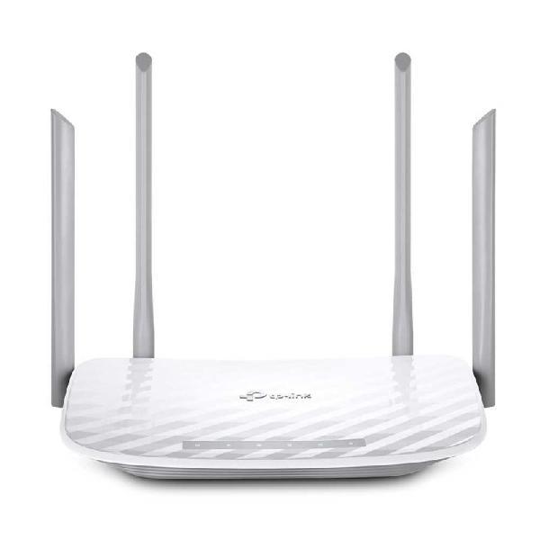 Roteador tp-link archer c5w preset dual band wireless ac