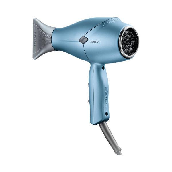 Secador taiff fox ion 3 kompress blue 2200w com tecnologia