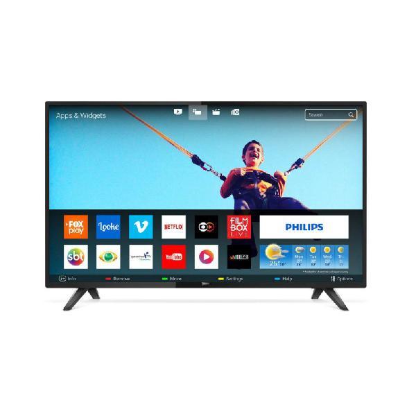 "Smart tv philips 32"" led hd 32phg5813/78 ultra slim wi-fi 2"