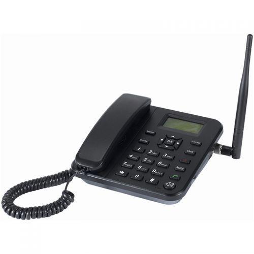Telefone celular de mesa dual chip bdf-02 bedin sat