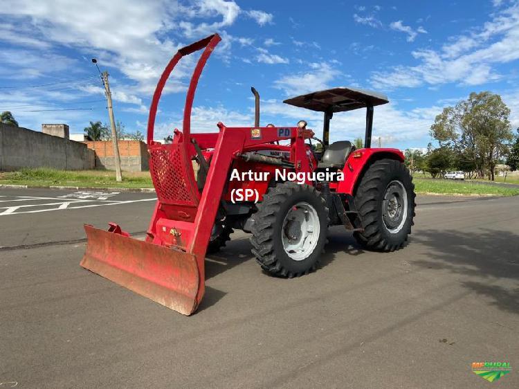 Trator massey ferguson 4283 4x4 ano 13