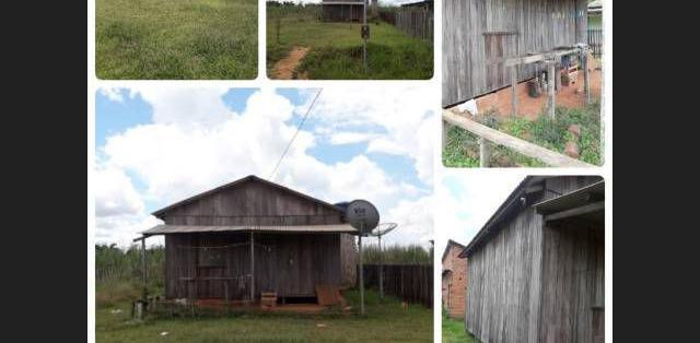 Vendo ou troco casa com 2 domitórios - mgf imóveis