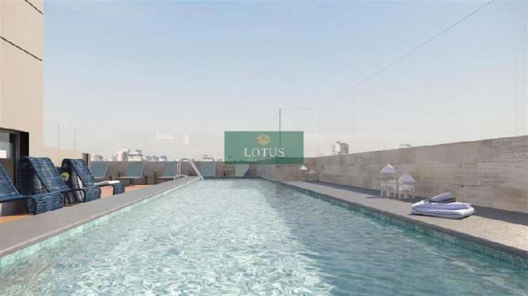 Vila nova conceição - lazer no rooftop - oportunidade