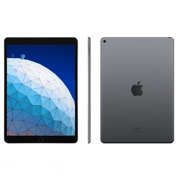 "Ipad air 3 apple tela retina de 10.5"" wi-fi 64 gb cinza"
