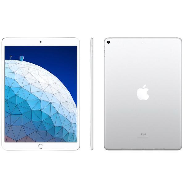 "Ipad air 3 apple tela retina de 10.5"" wi-fi 64 gb prata"