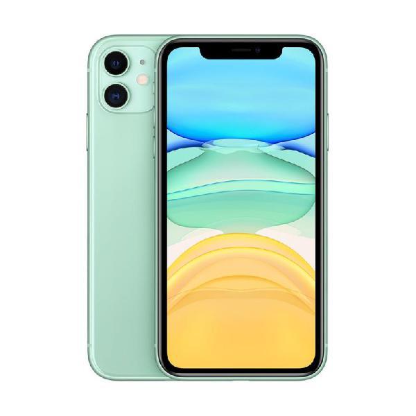 """Iphone 11 apple verde 256gb tela liquid retina hd 6.1"""""""