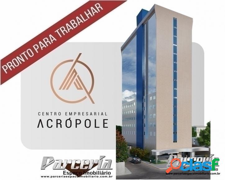 Sala comercial centro empresarial acrópole