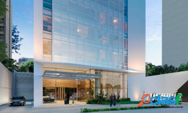 Sala comercial - quadra braz corporate