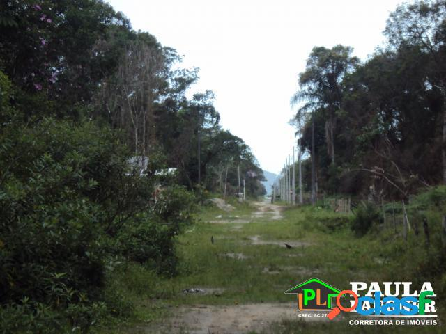 Terreno - balneário parque i - itapoá sc.