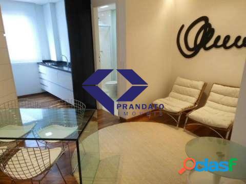 Apartamento vila nova ao lado parque ibirapuera 1 quarto r$ 550.000,00