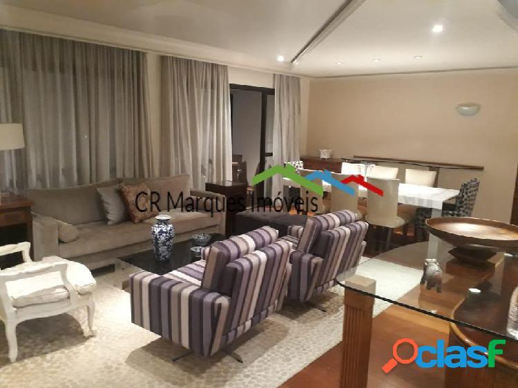 Apartamento, cyrela, aceita permuta até $ 1.100.000,00 - campo belo.
