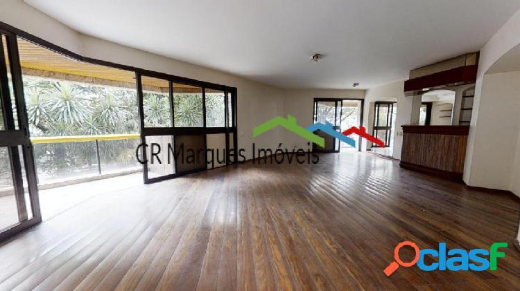 Campo belo, apartamento com 4 quartos à venda, 362 m2 por r$ 2.700.000,00.