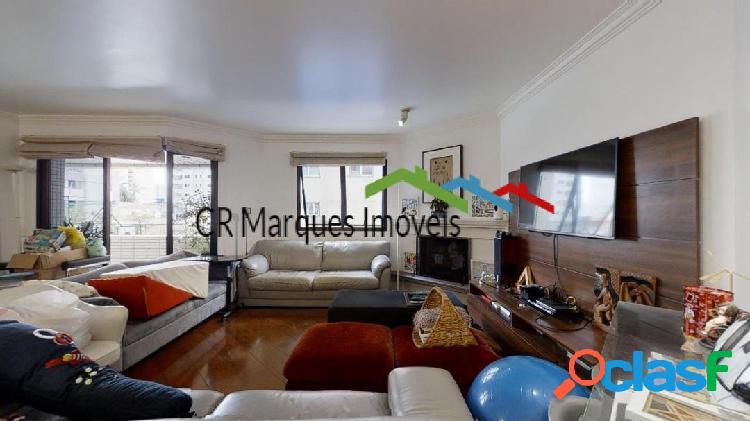 Apartamento imperdível!! mobiliado 168 m² - brooklin!