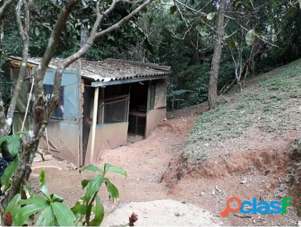 Chácara Mairiporã Casa Lago Mina e pomar só R$ 155 mil! 1