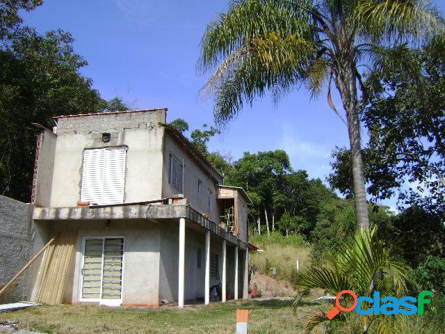 Chácara terra preta 3 dormitórios 1.310 m² terreno