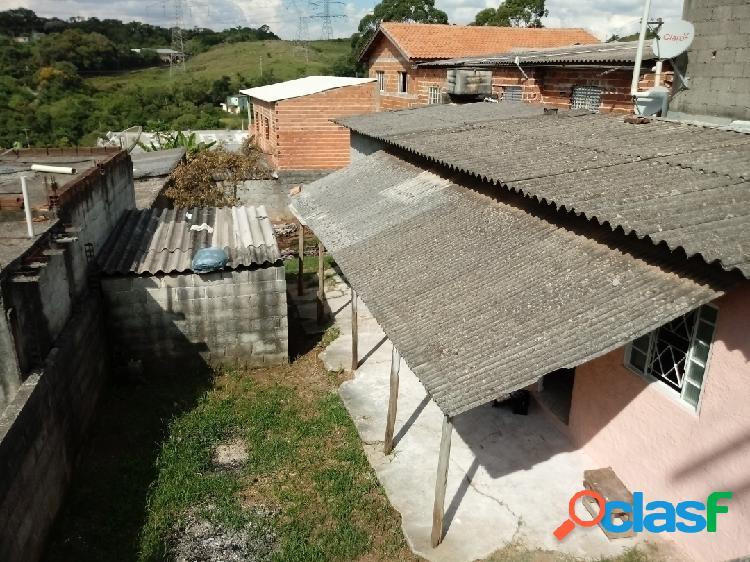 Casa mairiporã asfalto água luz e escritura só r$ 160 mil!