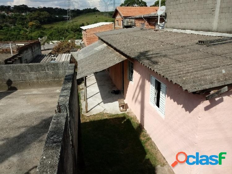 Casa Mairiporã Asfalto Água Luz e Escritura só R$ 160 mil! 1