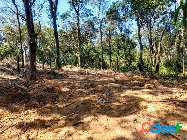 Terreno em terra preta mairiporã 400 m² só r$ 55 mil!