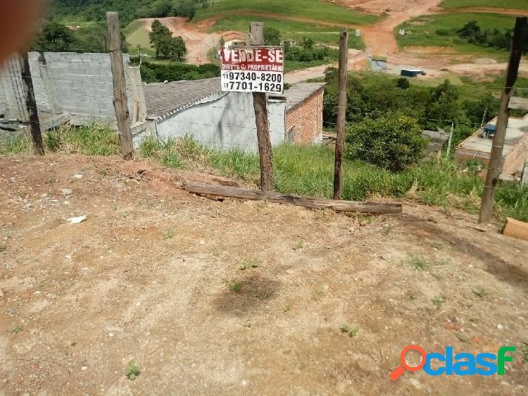 Terreno Terra Preta ao lado do asfalto escritura só R$ 95 mil! 2