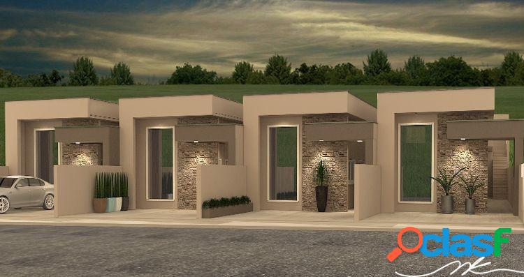 Casas financiamento bancário e fgts em terra preta novas!!