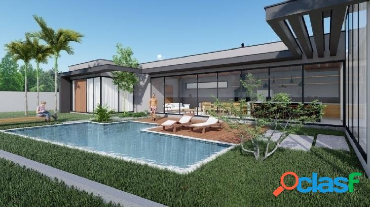 Casa nova 4 suítes condomínio figueira garden atibaia