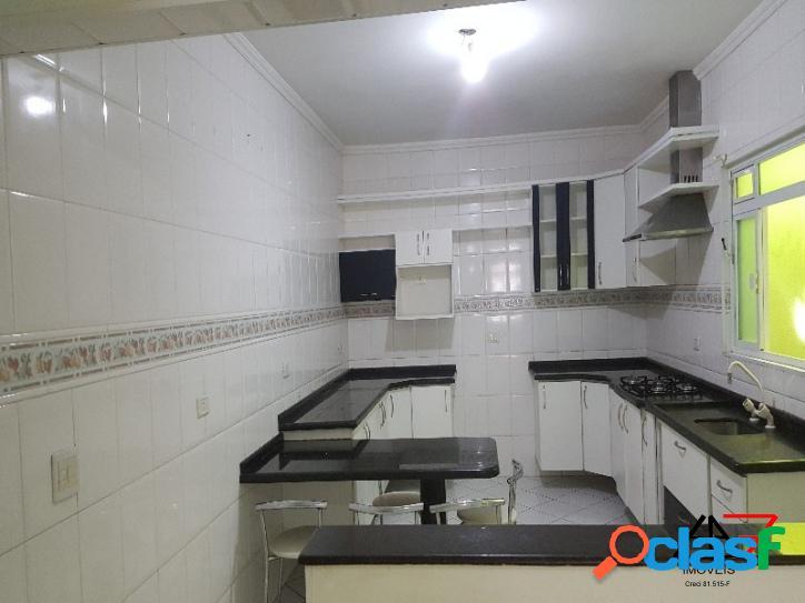 Casa de 3 dormitórios à venda no jd pôr do sol - piraporinha