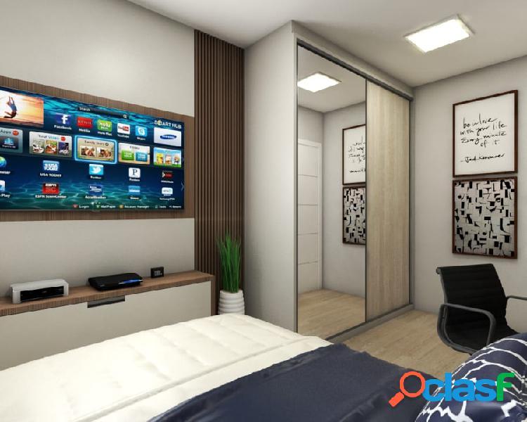 Cobertura duplex - residencial astros