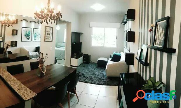 Lindo apartamento decorado e mobiliado no jd. gilbertoni