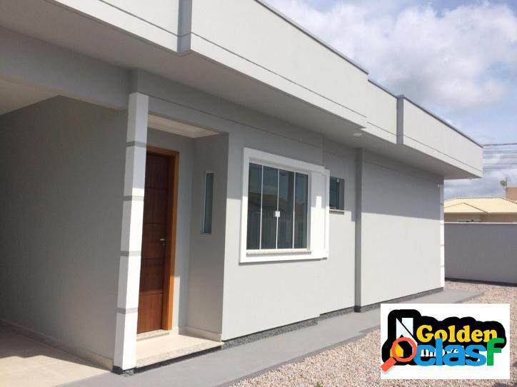 Casa de 2 dormitórios, no Bairro Mata Atlântica em Tijucas-SC 1
