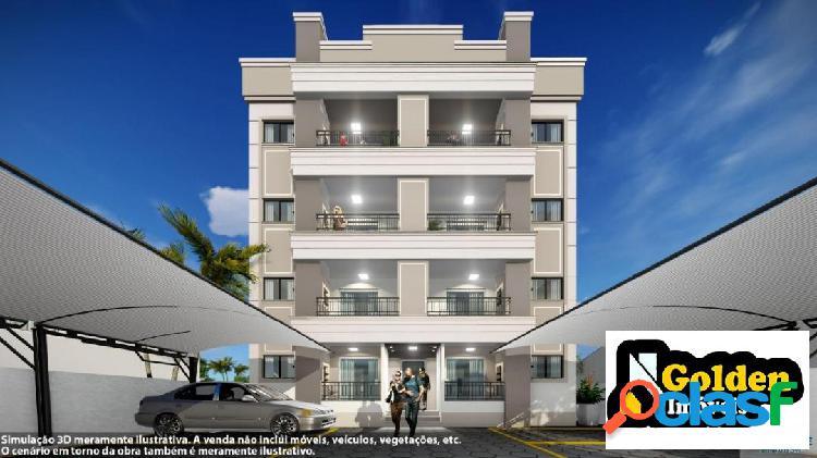 Lindo apartamento a venda - bairro universitário / tijucas sc